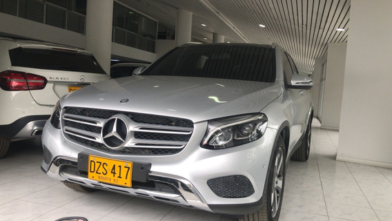 Mercedes Benz Clase Glc220d 2018 2200cc Turbo F.e.
