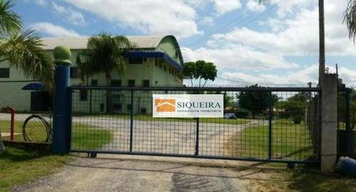 Barracão Para Alugar, 750 M² Por R$ 10.000,00/mês - Itapeva - Votorantim/sp - Ba0070