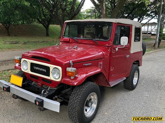 Toyota Fj 40 Mt 3500cc