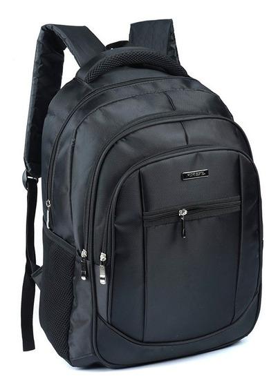 Mochila Porta Notebook Travel Grande Ejecutiva Premium 2019