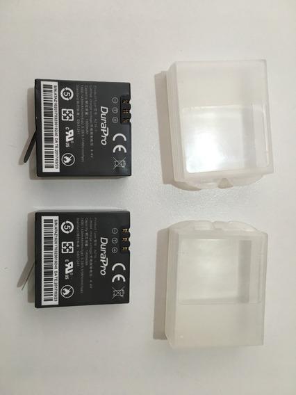 2 Bateras Para Yi 4k Plus Nova Câmera Actioncam