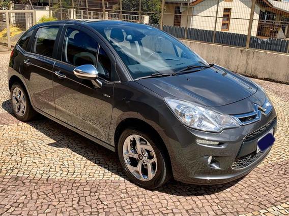 Citroën C3 1.6 Vti 16v Exclusive Flex Aut. 5p 2013
