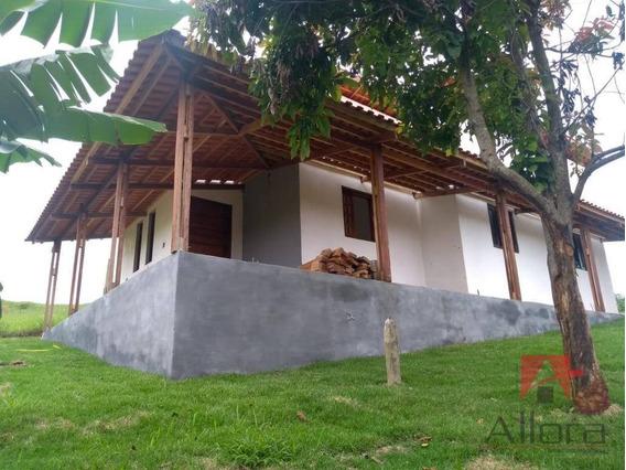 Chácara Com 3 Dormitórios À Venda, 500 M² Por R$ 189.000,00 - Boa Vista Dos Silva - Bragança Paulista/sp - Ch0203
