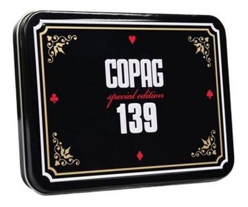 Baralho 139 Copag Edicao Especial Lata Special Edition