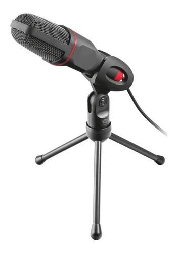 Microfono Trust Gxt 212 Usb Y Jack 3.5mm 12 Cuotas Contado