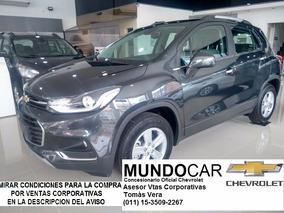 Chevrolet Tracker Ltz/ Ltz+ Linea Nueva 0km 2017