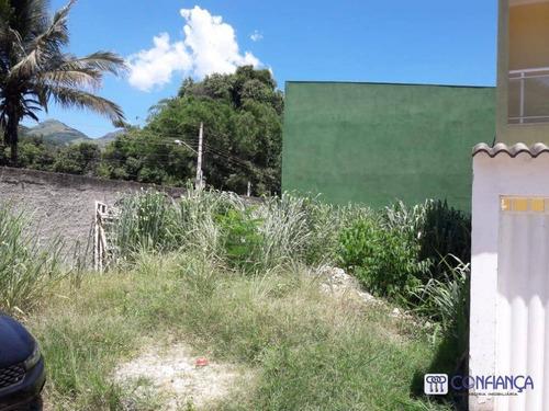 Imagem 1 de 3 de Terreno À Venda, 116 M² Por R$ 90.000,00 - Campo Grande - Rio De Janeiro/rj - Te0191