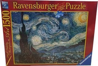 Rompecabezas Ravensburger - La Noche Estrellada 1500 Piezas