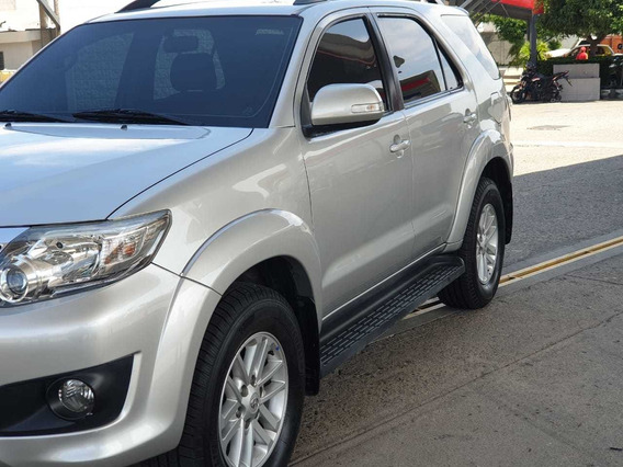 Toyota Fortuner Año 2015