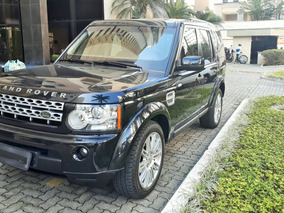 Land Rover Discovery 4 Hse 3.0 4x4 Bi-turbo 2011 Blindada