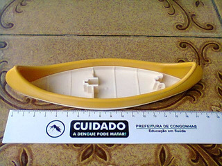 Brinquedo Canoa Palymobil Geobras 1996