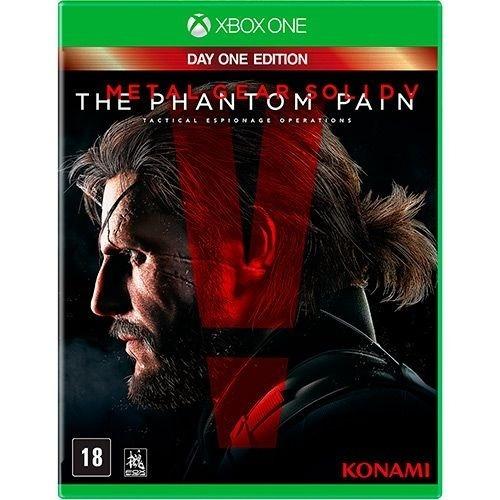 Metal Gear Solid The Phantom Pain Xbox One (legendado)