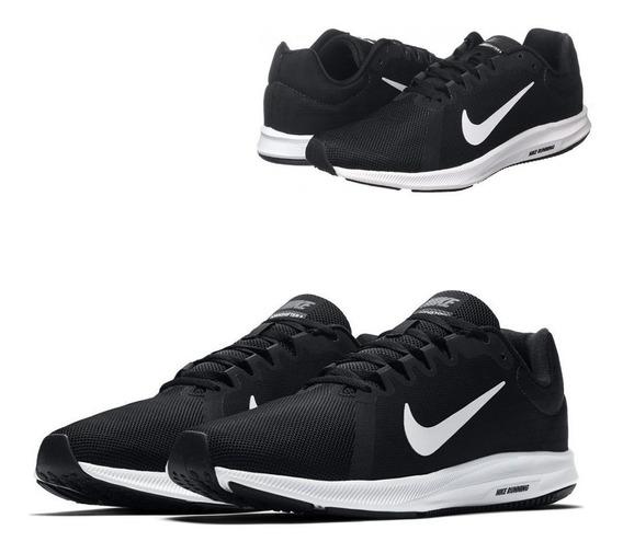 Tenis Nike Original Downshifter 9 Corrida E Academia Novo Ii