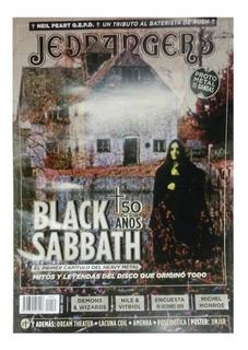 Revista Jedbangers Nº 135 Black Sabbath 50 Años