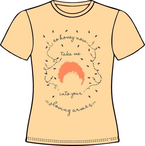Camiseta, Baby Look Ou Almofada Ed Sheeran 03