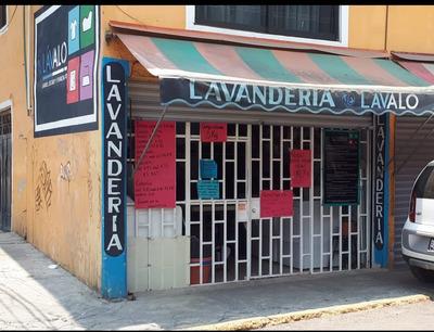 Traspaso Lavanderia Sto. Domingo, Coyoacan