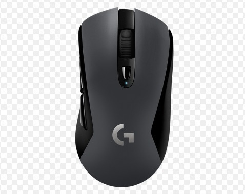 Mouse Logitech Gamer G603 Hero Sem Fio E Bluetooth 12.000dpi