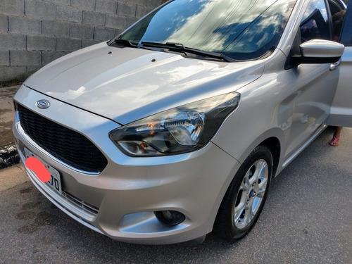 Ford Ka 2015 1.5 Sel Flex 5p