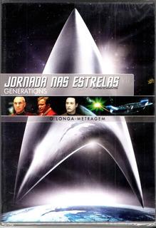 Dvd Jornada Nas Estrelas A Ultima Fronteira-original-lacrado