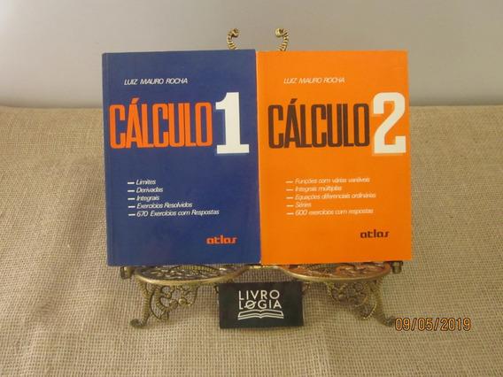 Livros Coleção Cálculo 2 Volumes Luiz Mauro
