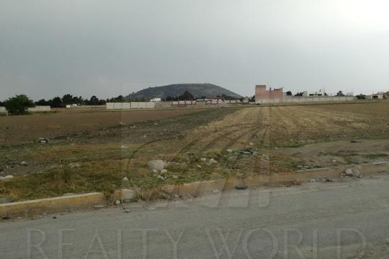 Terrenos En Venta En Cacalomacán, Toluca