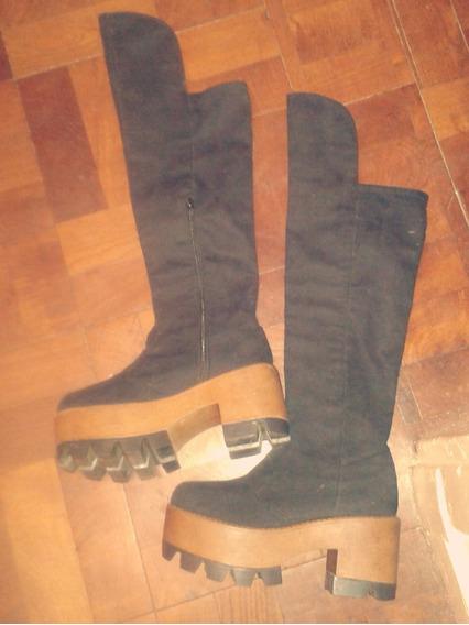 Zapatos Bucaneras Talle 37/38
