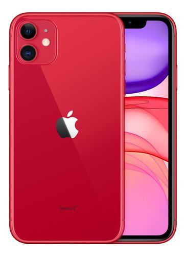 iPhone 11 128gb Red Model A2221 Banda 28 4g Apta Europeo