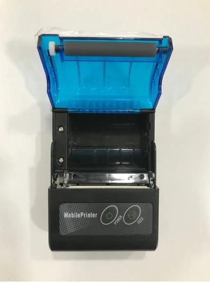 Kit 25 Impressora Portatil Bluetooth Termica 58mm Android