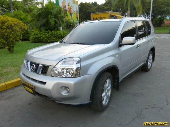 Nissan X-trail At 2500cc 4x4