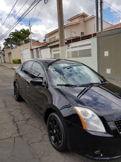 Nissan Sentra 2.0 S Aut. 4p 2008