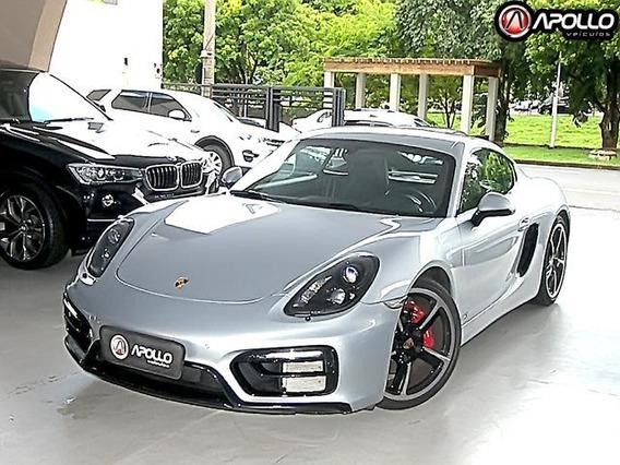Porsche Cayman 3.4 Gts I6 24v Gasolina 2p Automático