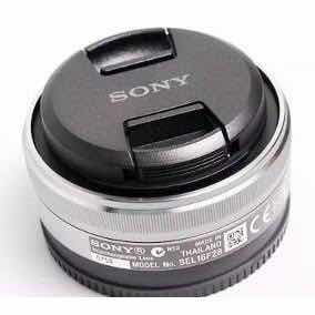 Lente Sony 16 Mm 2.8 - Emount
