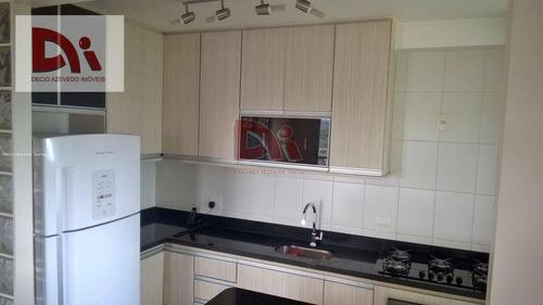 Apartamento Com 3 Dormitórios À Venda, 99 M² Por R$ 500.000,00 - Vila Sanches - São José Dos Campos/sp - Ap0231