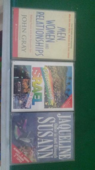 Cassetes Antiguos Originales De Coleccion En Sus Estuches