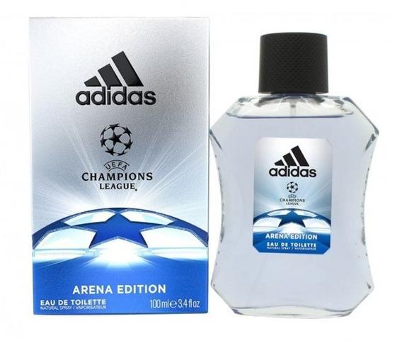 Perfume adidas Arena Edition - Uefa 100ml, Original