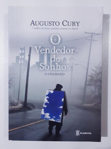 Livro: O Vendedor De Sonhos - Augusto Cury