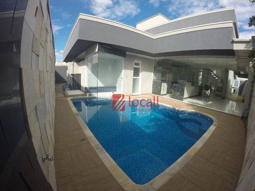 Imagem 1 de 21 de Casa Com 4 Dormitórios À Venda, 340 M² Por R$ 2.449.879,78 - Residencial Eco Village - São José Do Rio Preto/sp - Ca0917