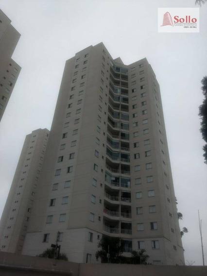 Residencial Atua Guarulhos Apartamento 50m² Com 2 Quartos - Vila Endres - Guarulhos/sp - Ap0278