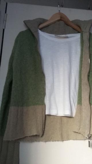 Campera De Lana Sweater Vitamina