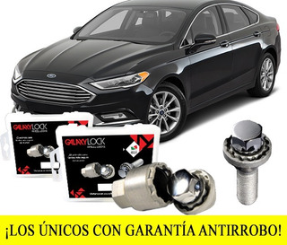 Birlos De Seguridad Galaxylock Ford Fusion Se Advance