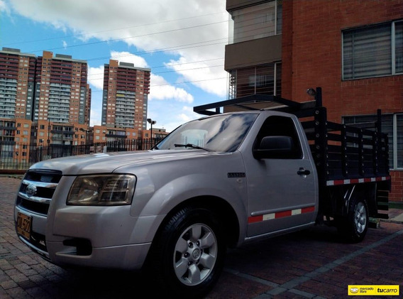 Ford Ranger Estacas Aa