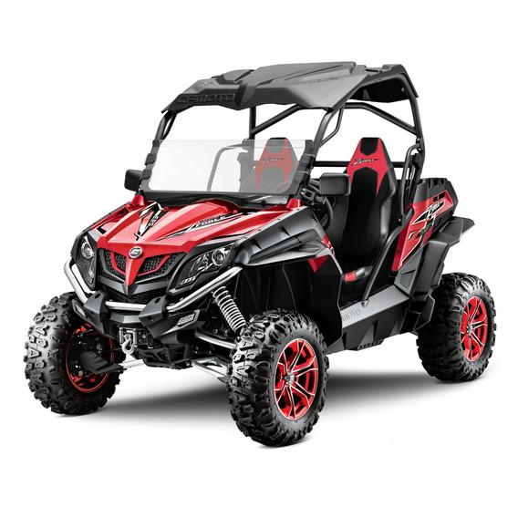 4x4 Zforce 800 Trail Side-by-side Gasolina Cvtech Automático