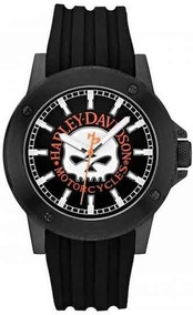 Relógio Bulova Harley Davidson Wh30466p
