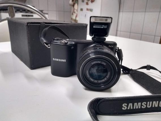 Samsung Smart Camera Semi Profissional Nx 2000