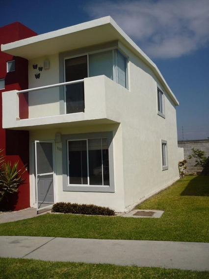 Casa En Condominio En Paseos De Xochitepec / Xochitepec - Arc-22-cd