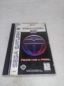 Jogo Sega Saturn Sem Risco Funcionando Perfeitamente