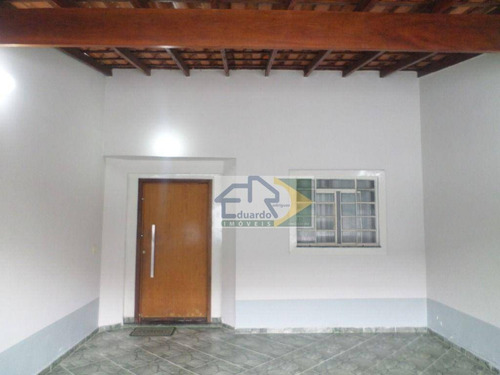 Casa Para Alugar, 200 M² Por R$ 3.000,00/mês - Centro - Suzano/sp - Ca0288