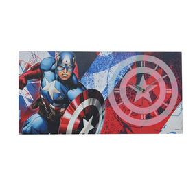Relógio Capitão América - Avengers - Marvel - Disney - Mabru