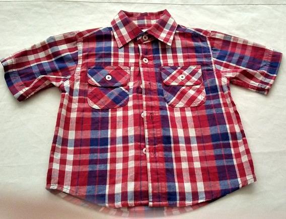 Camisa Y Chaqueta De Niño (8$)