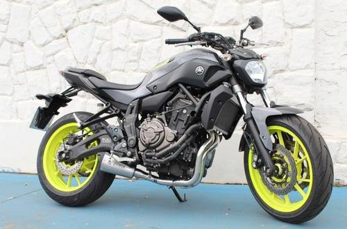 Imagem 1 de 9 de Yamaha Mt07